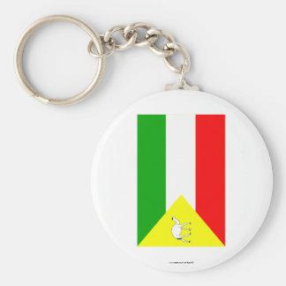 Somali Flag Key Ring