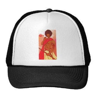 Somali Warrior Warranleh Cap