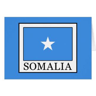 Somalia Card