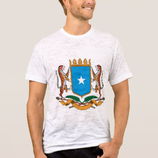 Somalia Coat of Arms detail T-Shirt