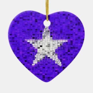 Somalia Flag glitter ornament