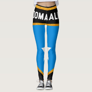 Somalia Flag Leggings