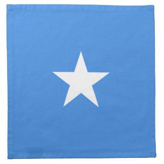 Somalia Flag Napkin