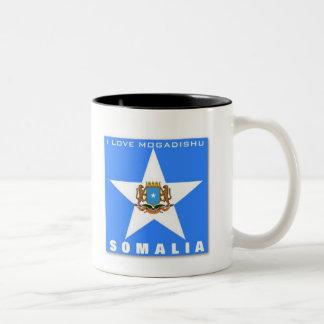 somalia Two-Tone coffee mug