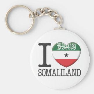 Somaliland Key Ring