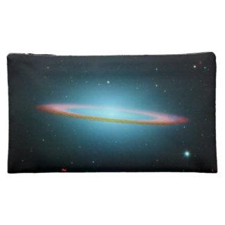 Sombrero Galaxy Space Photography Cosmetics Bags