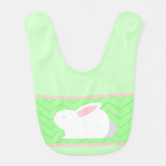 Some Bunny is Special Bibs