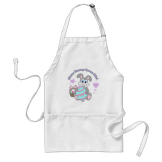 Some Bunny Loves Me! Easter Bunny Apron