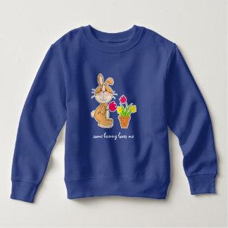 Some Bunny Loves Me Easter Gift Infants' Swetshirt Sweatshirt