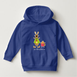 Some Bunny Loves Me. Easter Infant Hoodie