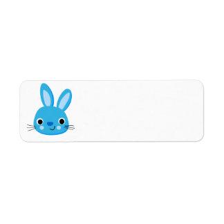 Some Bunny Loves Me Return Address Labels