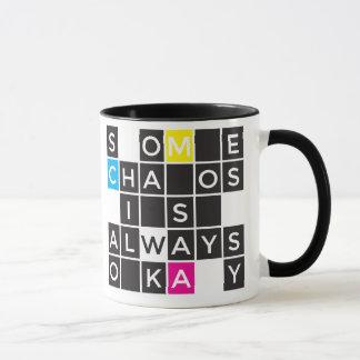 Some Chaos is Always Okay Mug