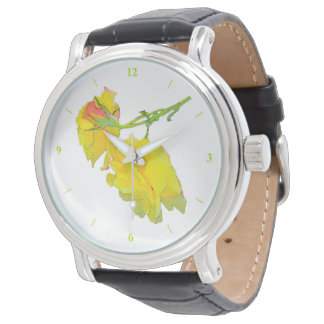 Some cut Roses Watch