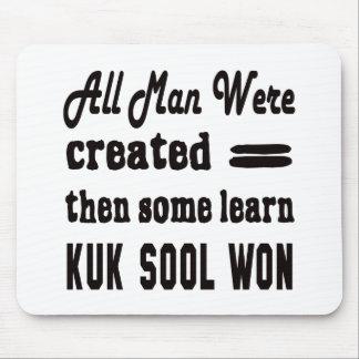 Some learn Kuk Sool Won. Mouse Pad