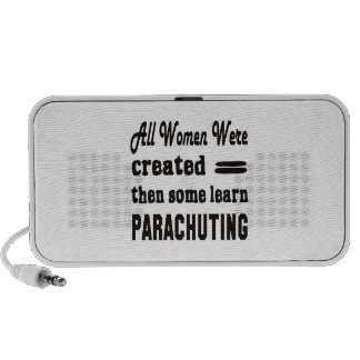 Some Learn Parachuting Notebook Speaker