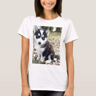 Some more of our beautiful Husky puppies! T-Shirt