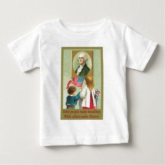 Some people make headlines baby T-Shirt