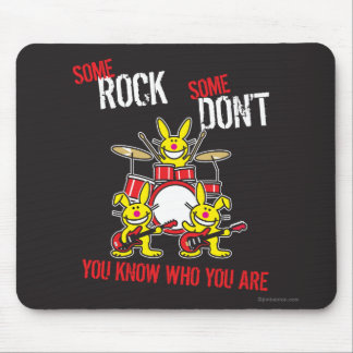 Some Rock Mouse Mat