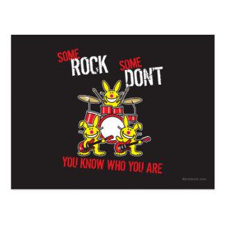 Some Rock Postcard