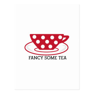 Some Tea Post Cards