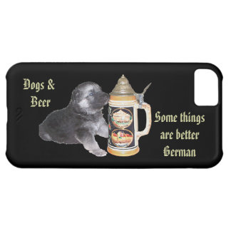 Some things are better German Case For iPhone 5C