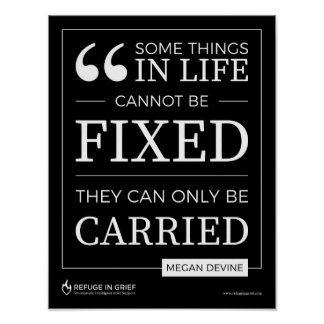 Some things cannot be fixed - print