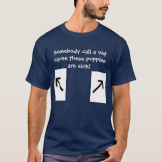 Somebody call a Vet T-Shirt