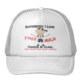 Somebody I Love - Brain Cancer (Boy) Cap