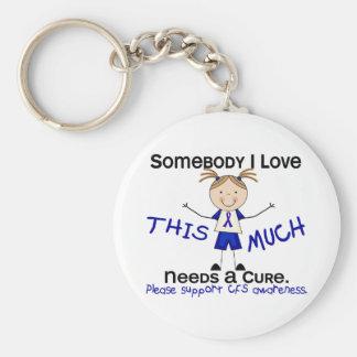 Somebody I Love - CFS Girl Key Chains