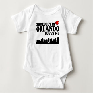 Somebody In Orlando Loves Me T Shirt