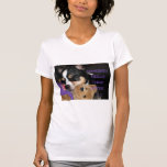 Somebody Needs Coffee Chihuahua Dog Tee Shirt