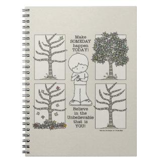 Someday Notebooks
