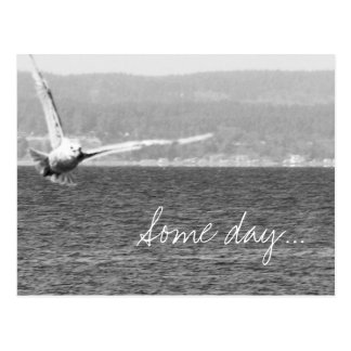 Someday postcard