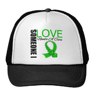 Someone I Love Needs A Cure Traumatic Brain Injury Hat