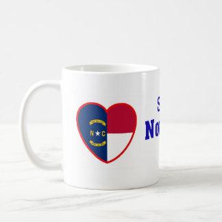Someone In North Carolina Loves Me Coffee Mug