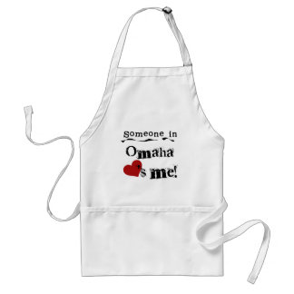 Someone in Omaha Aprons