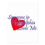 Someone in Philadelphia Loves Me