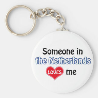 Someone in the Netherlands Loves me