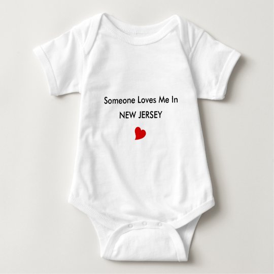 Someone Loves Me in T-Shirt