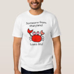Someone loves me tees