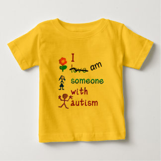 Someone With Autism Tshirts