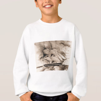 Somers 1842 United States Historic ship Sweatshirt