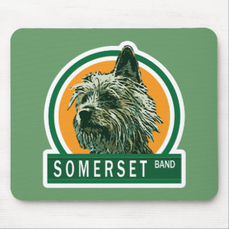"Somerset ""El Chico"" Mousepad - Green"