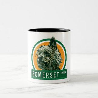 """Somerset """"El Chico"""" Two-Tone Coffee Mug"""