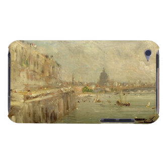 Somerset House Terrace from Waterloo Bridge, c.181 iPod Touch Case