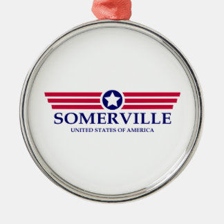 Somerville Pride Christmas Ornament