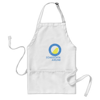 Somesorta Airline Adult Apron