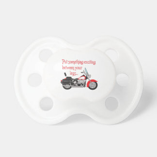 SOMETHING EXCITING BABY PACIFIER