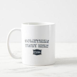 Something Fishy Here Mug