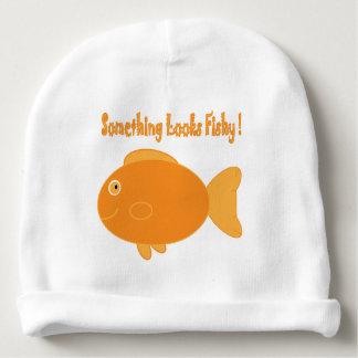 Something Looks Fishy! Baby Beanie
